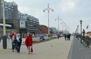 Hollanda'nın Lahey kentinde patlama!