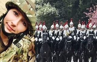 İngiliz kadın asker, komutanına cinsel saldırıda...