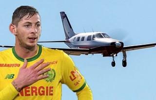 İngiliz Polisi'nden uçağıyla kaybolan futbolcu...