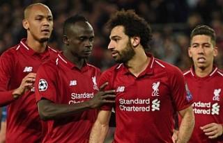 İngiltere'de Liverpool Federasyon Kupasından...