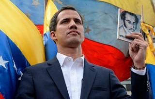 İngiltere, Guaido'yu Venezuela devlet başkanı...