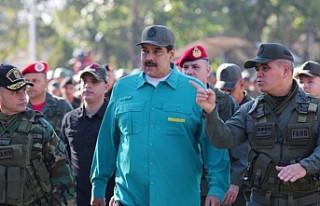 İngiltere'ye çağrı: Venezuela altınını...