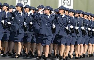 Japon ordusunda kadınların oranı artırılıyor