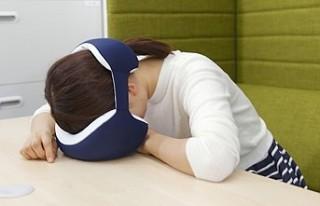 Japonya'da çalışanlar 'uyku molası'...