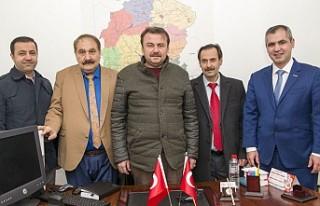 Kahramanmaraşlılar Eğitim ve Kültür Derneği'nden...