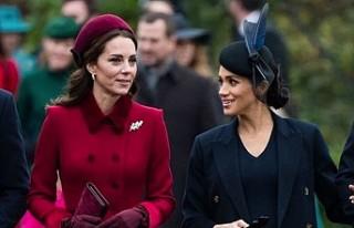Kate Middleton, Meghan Markle ve Prens Harry'i...