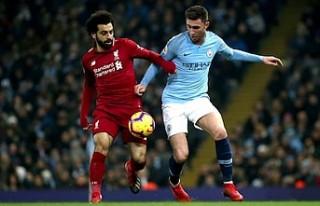 Manchester City, Liverpool'u iki golle geçti
