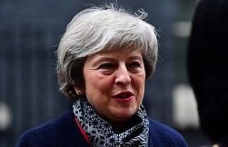 May'den kritik oylama öncesi 'Brexit gerçekleşmez'...