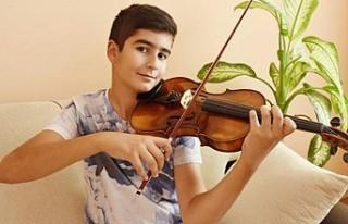 Mozart ödüllü Ali İnsan Türkiye'ye geldi