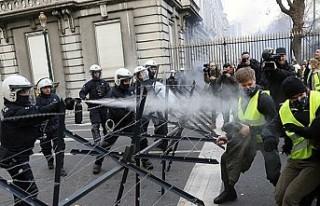 Sarı Yelekli protestocuyu öldüren Hollandalı kamyon...