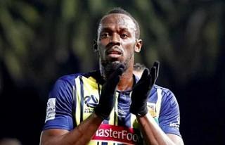 Usain Bolt spor hayatını bitirdi