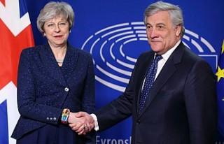 AP Başkanı Tajani'ye göre Anlaşmasız Brexit...