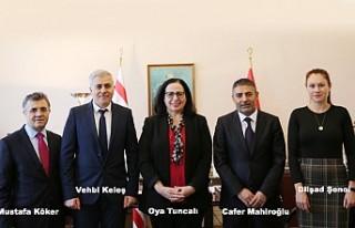 Kuzey Kıbrıs Ürünlerine ATMB'den Açılım Desteği