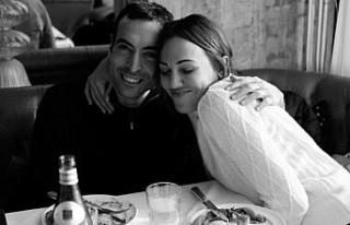 Meryem Uzerli aşkı Hollywood'da buldu