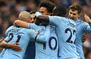 Puma, Manchester City'nin sponsoru oldu