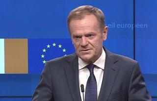 Tusk: Brexit'i plansız destekleyenler cehennemde...