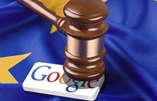 AB'den Google'a 'milyarlık' reklam...