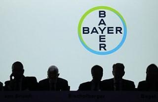 Alman kimya devi Bayer'e 80 milyon dolarlık...
