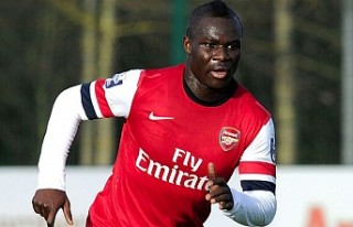 Arsenal'ın eski futbolcusu Emmanuel Frimpong,...