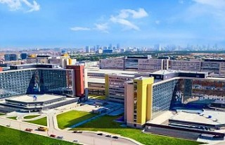 'Avrupa'nın en büyük hastanesi'...