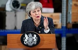 İngiltere Başbakanı May'den şok açıklama:...