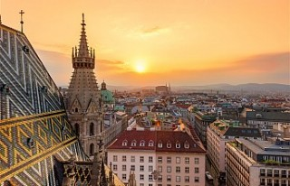 Dünyanın en yaşanılabilir şehri yine Viyana,...