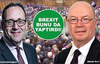 İki Bakan Hükümete Karşı Oy Verdi!
