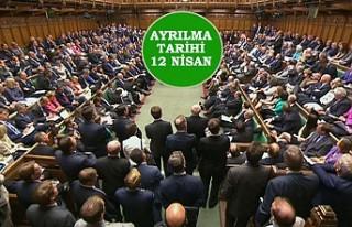 İngiliz Parlamentosu Brexit anlaşmasını üçüncü...