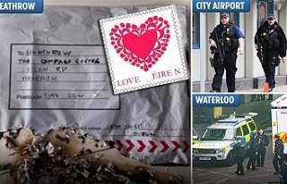 Londra'da Bulunan Bombalarla İlgili Sıcak Gelişme!