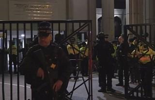 Londra'da polis, zanlıları yakalamak için...