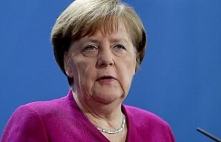 Merkel'den İngiltere'nin AB'den ayrılması...