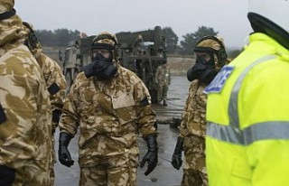 Mısır-İngiltere ortak askeri tatbikatı