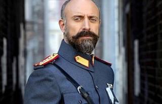 Oyuncu Halit Ergenç, yıllar sonra sakallarını...