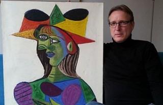 Picasso'nun 20 yıl önce çalınan tablosu Amsterdam'da...