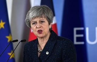 Theresa May 'İstifa' Şartını Açıkladı