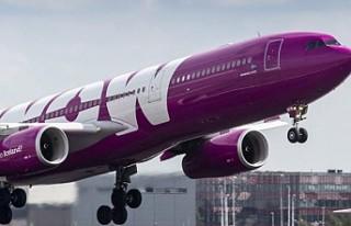 Wow Air tüm uçuşlarını iptal etti