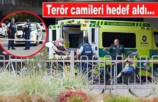 Yeni Zelanda'da camilere Irkçı saldırı 49...