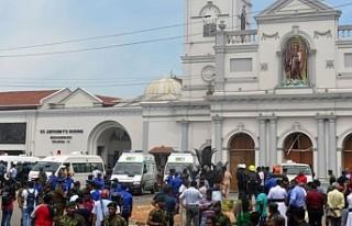 Avrupa'dan Sri Lanka'daki saldırılara...