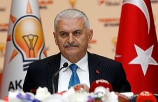 Binali Yıldırım'dan İstanbul Seçimi Hakkında...