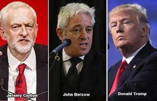 Donald Trump'a Üst Düzey Boykot!