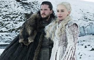 Game of Thrones dizisinde final sezonu heyecanı satışlara...