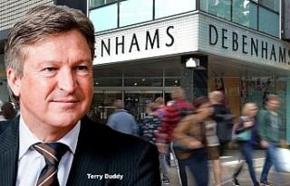 İngiliz mağazalar zinciri Debenhams 22 mağazasını...