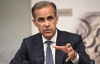 İngiltere ve Fransa merkez bankaları başkanları...