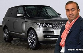 Land Rover davasına Engin Yakut'a uluslararası...