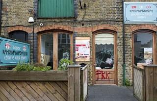 Londra Kahramanmaraşlılar Derneği'ne PKK saldırısı