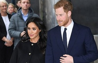 'Prens Harry ve eşi Meghan, Instagram kullanıcı...