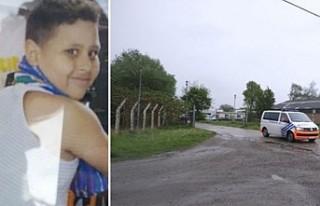 Sığınmacı kampında ölü bulunan çocuk olayında...