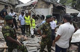 Sri Lanka'daki saldırılarda 35 yabancı uyruklu...