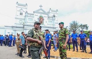 Sri Lanka'daki Terör Saldırılarında Ölü...