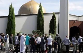 Yeni Zelanda'daki camilerde Ramazan tedbirleri...